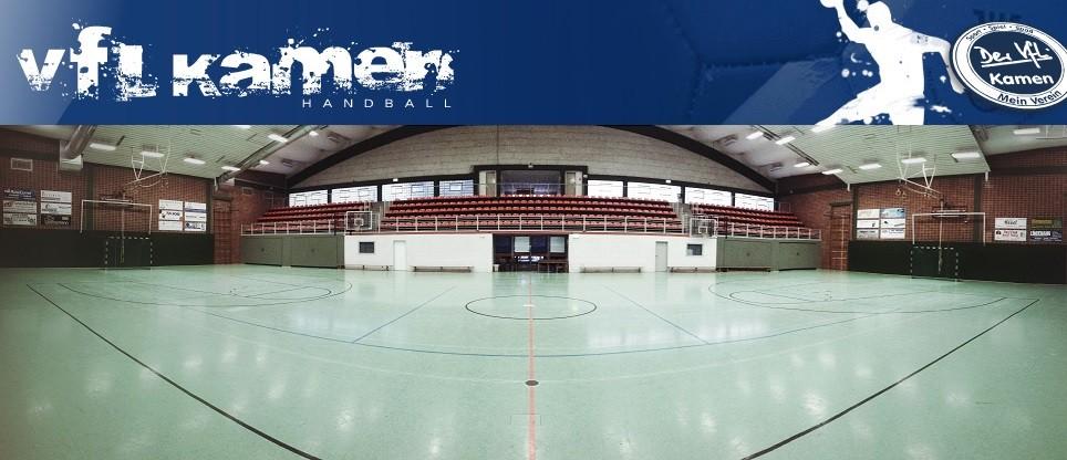 Handball - Großer Kampf über 60 Minuten