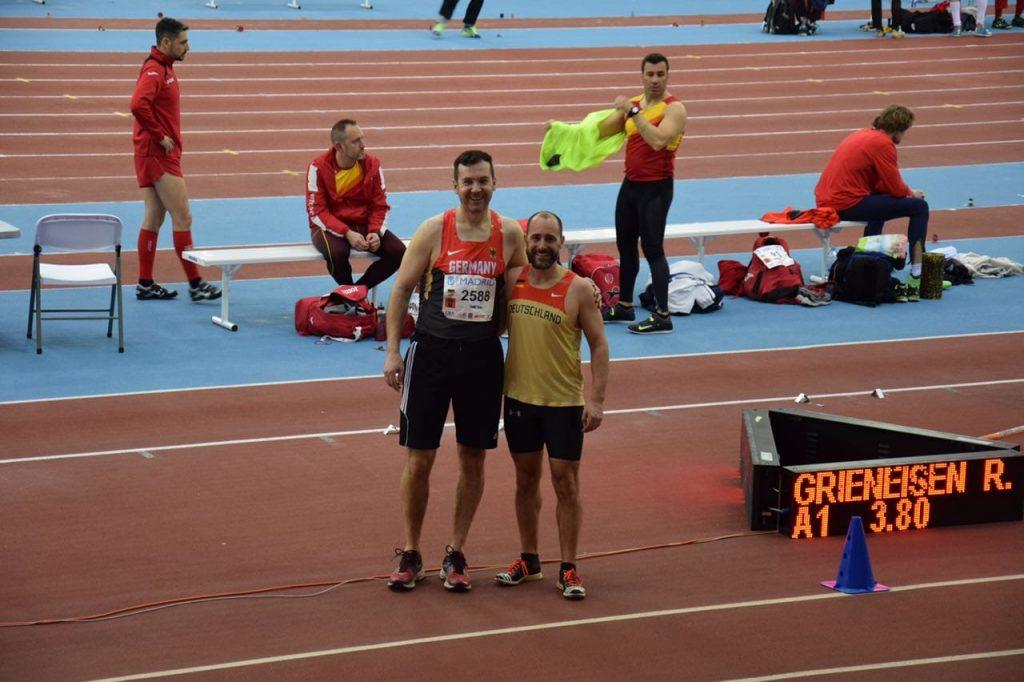 Leichtathletik - Marco Kopp wird 9. in Madrid