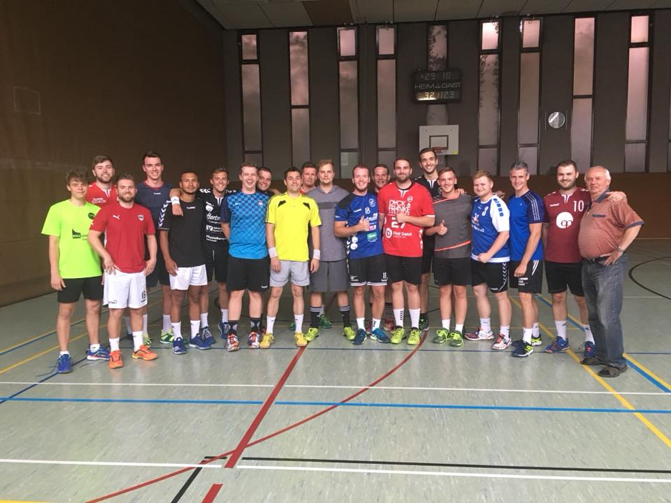 Handball - Die Saisonvorbereitung