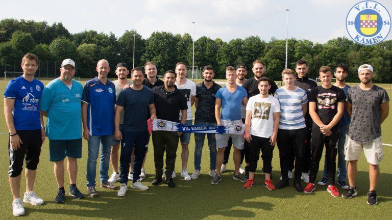 Fußball -  VfL-Neuzugänge