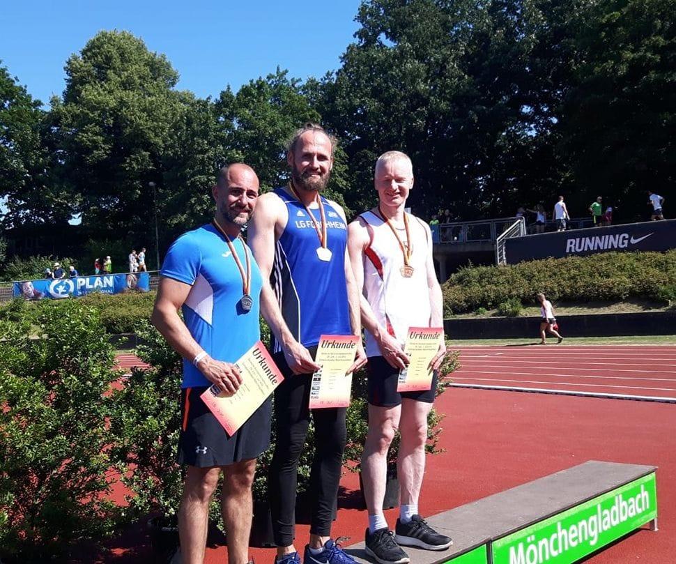 Leichtathletik - Deutsche Senioren Meisterschaften Mönchengladbach
