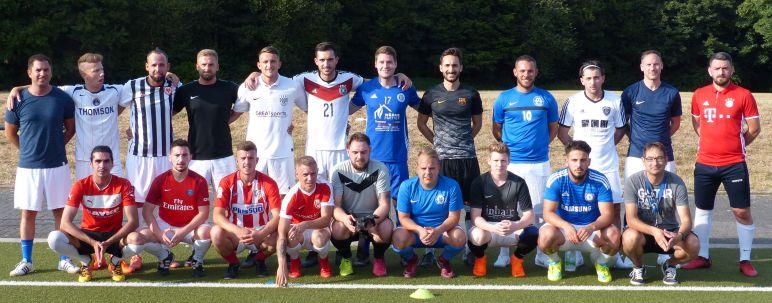 Fußball - Alt-RWUer angekommen beim VfL Kamen