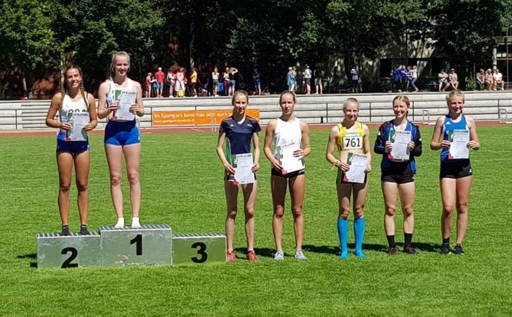 Leichathletik - NRW-Jugendmeisterschaften Duisburg