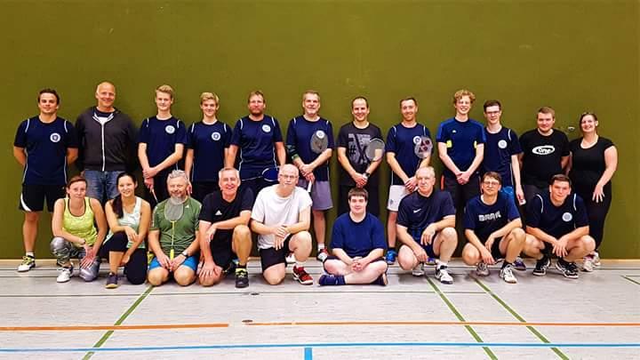 Badminton - Alljährliche Vereinsmeisterschaften