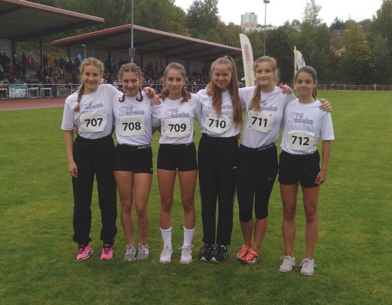 Leichtathletik - DSMM Endkampf in Kreuztal