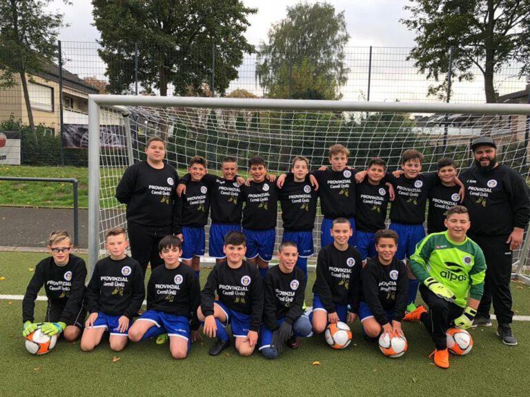 """Fußball - Unsere """"Crazy Boys"""" der D-Jugend"""