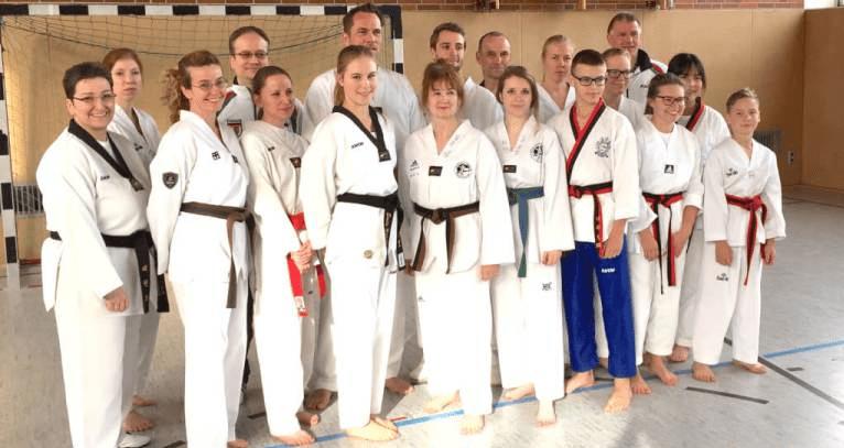 Taekwondo - Neue Kampfrichter Technik braucht das Land