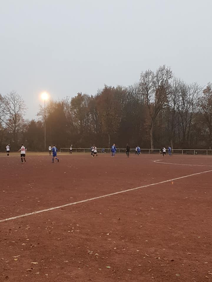 Fußball - B-Jugend zum Auswärtsspiel nach Werne