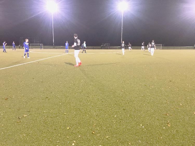 Fußball - Heute war mehr drin....  VfL Kamen – Kamener SC 2:2 (1:1)
