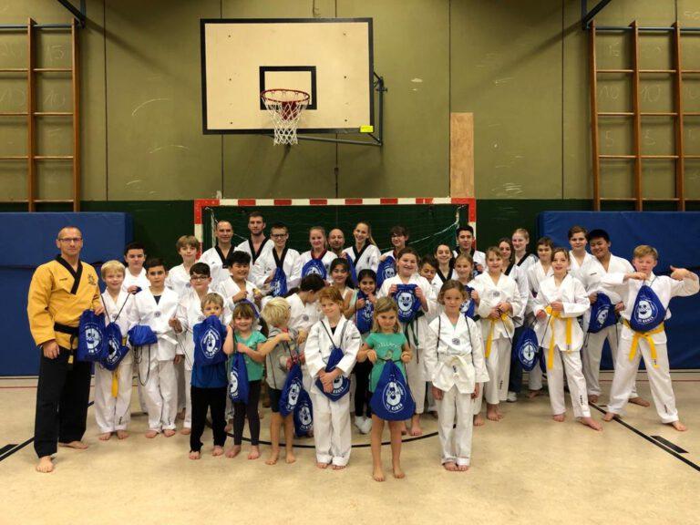 Taekwondo - Weihnachtsfeier