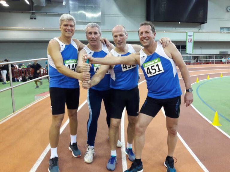 Leichtathletik - Offene Senioren-Hallenmeisterschaften NRW