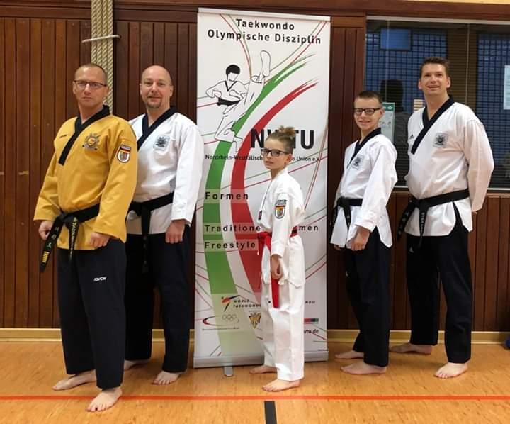 Taekwondo - 1. Kaderlehrgang des Jahres 2019