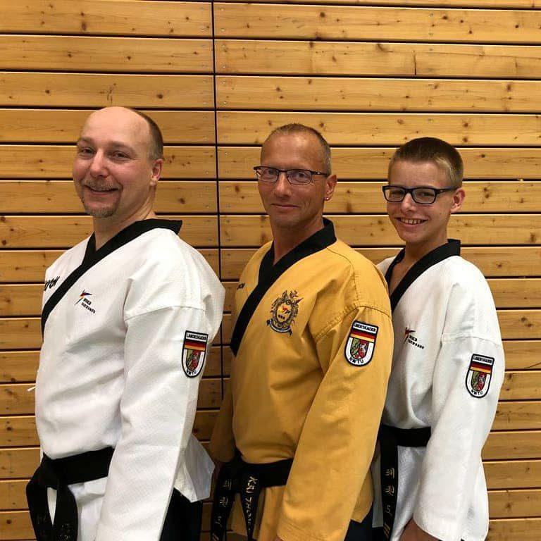 Taekwondo - Technikkaderlehrgang der NWTU