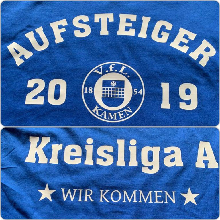 Fussball - Aufsteiger!!!