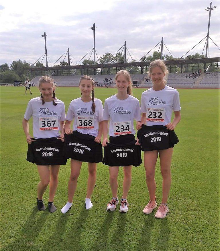 Leichtathletik - Westfälische Meisterschaften