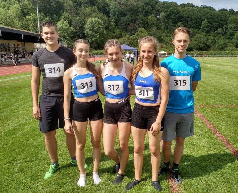 Leichtathletik - Kreismeisterschaften Kreis UnnaHamm