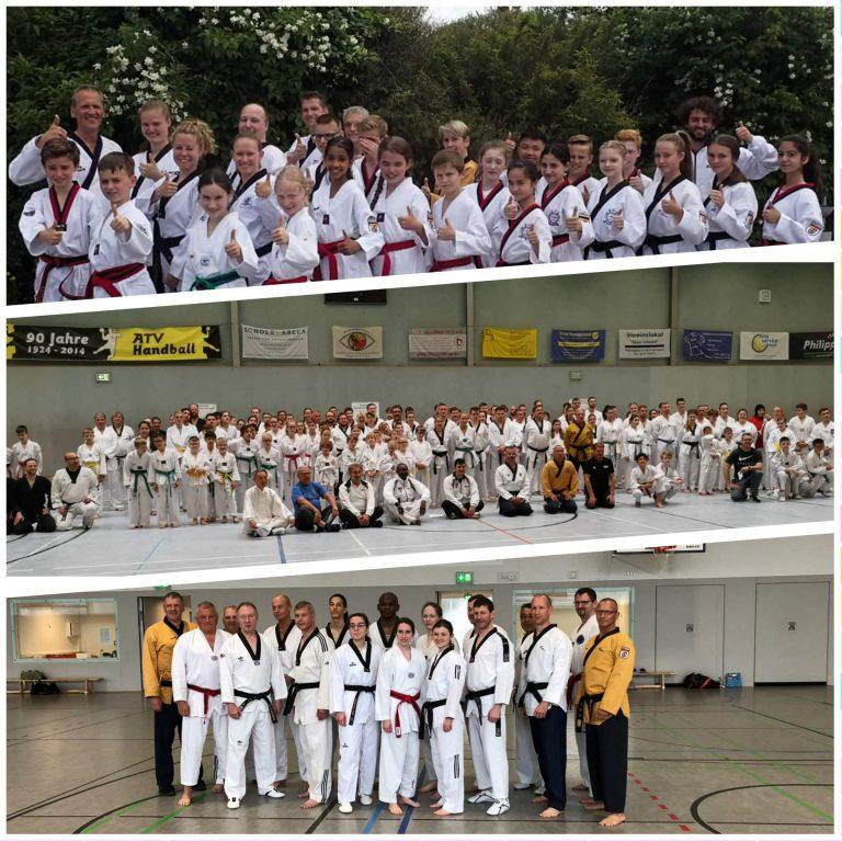 Taekwondo - Unterwegs für den Sport